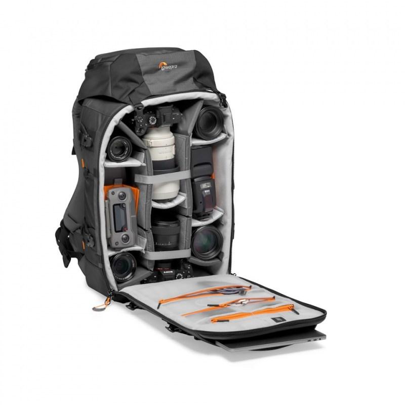 camera backpack lowepro pro trekker bp 550 aw ii lp37270 pww sony stuffed