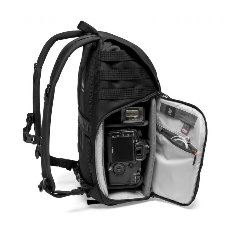 camera backpack lowepro protactic bp 300 aw ii lp37265 pww dslr stuffed
