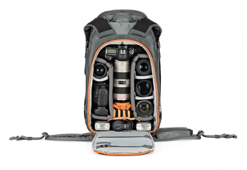 camera backpack whistler bp 450 aw lp37227 stuffed canon580