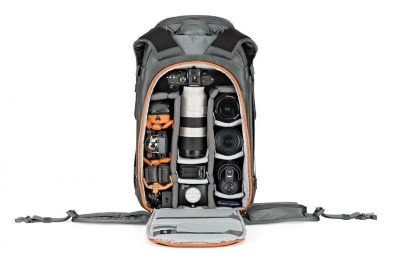 camera backpack whistler bp 450 aw lp37227 stuffed sony a7ii djimavicpro