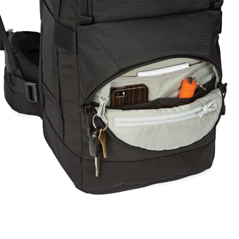 camera backpacks lenstrekker600 pocket lp36776 pww