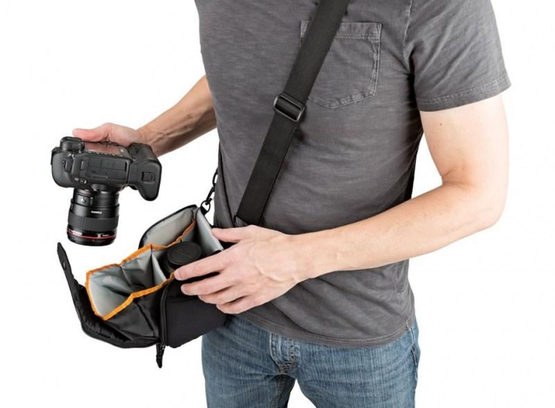 camera lenscase protactic le 100 ii aw lp37179 a rgb