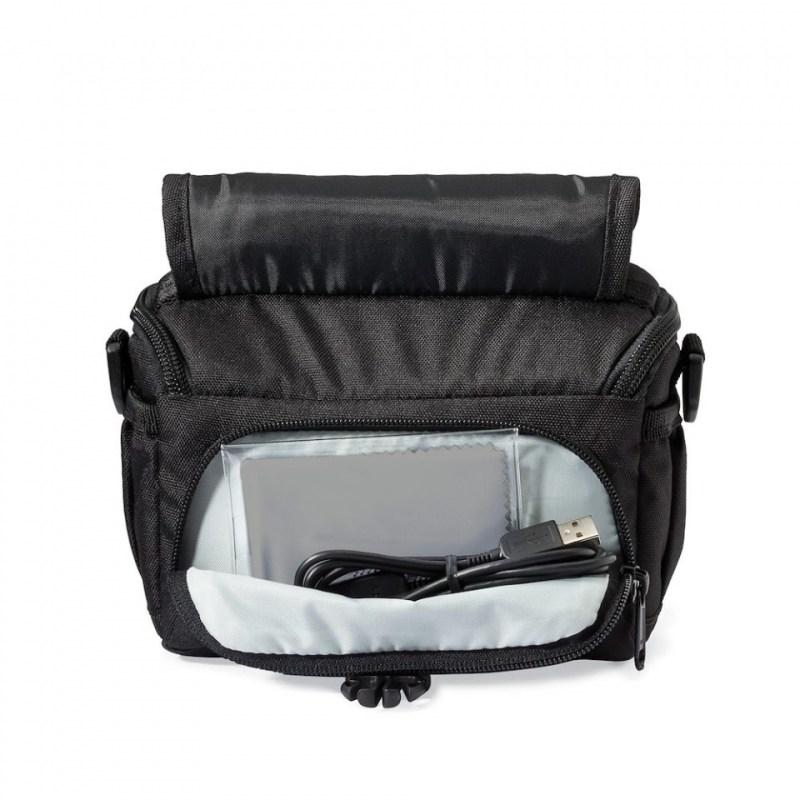 camera shoulder bags adventura sh110 front pocket lp36865 0ww