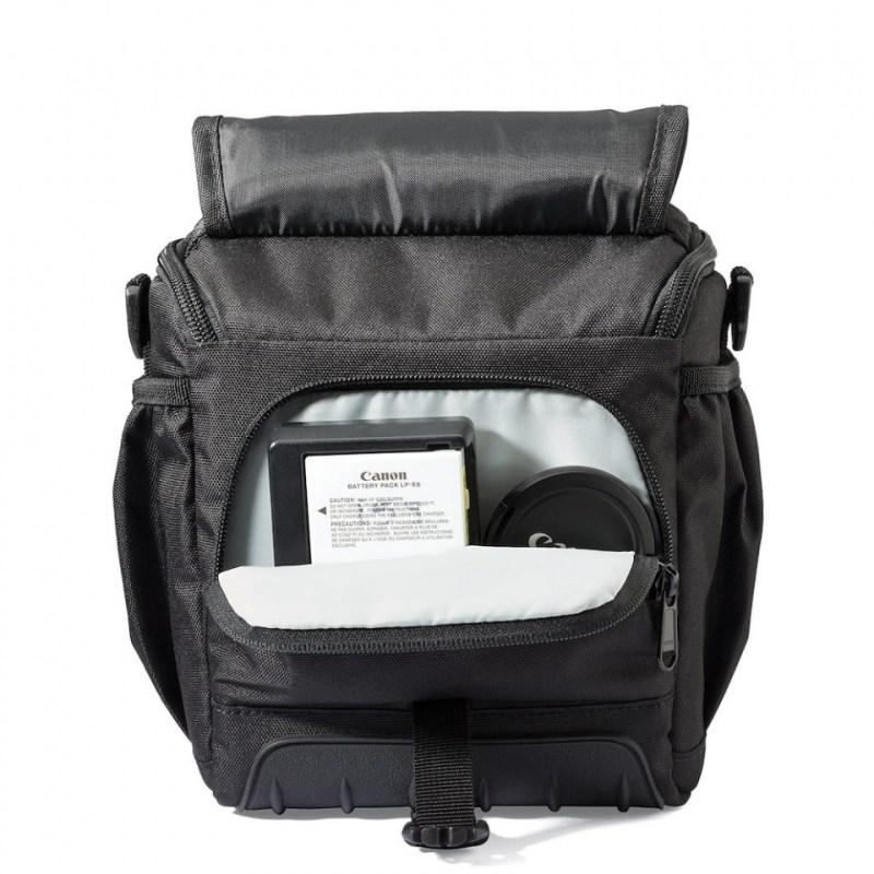 camera shoulder bags adventura sh140 front pocket lp36863 0ww