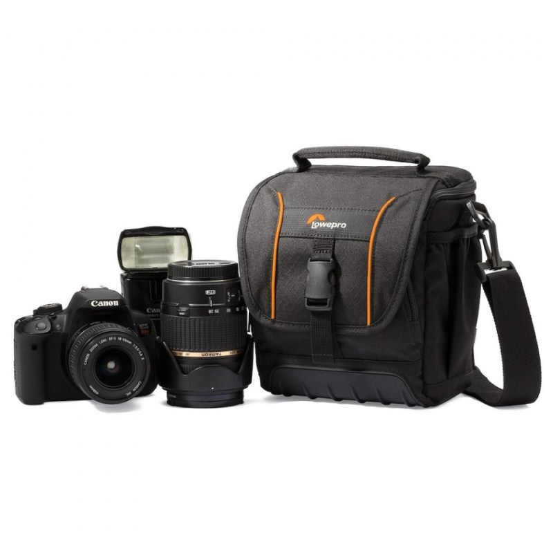 camera shoulder bags adventura sh140 left weqip lp36863 0ww