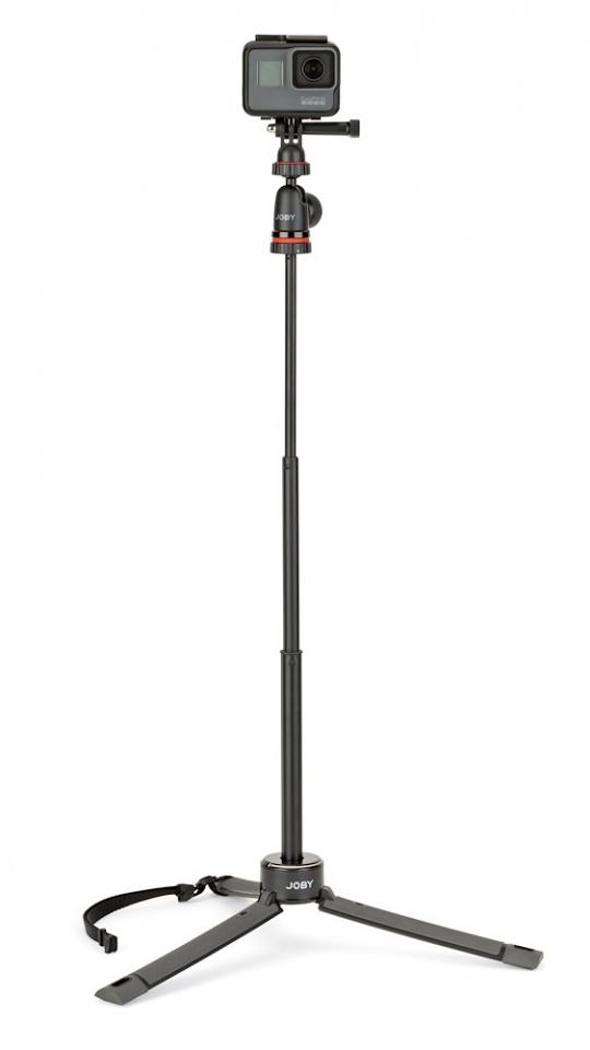 joby telepod pro kit jb01548 bww extend gopro