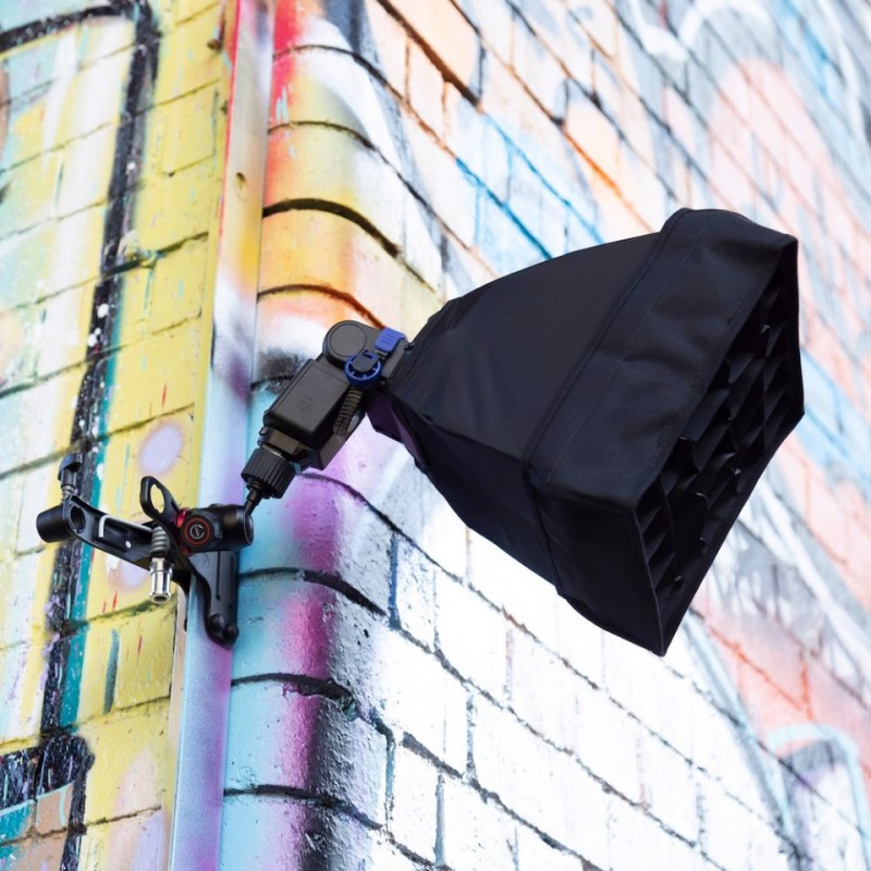 lighting clamps and arms manfrotto cold shoe spring clamp 175f 2 in action 11