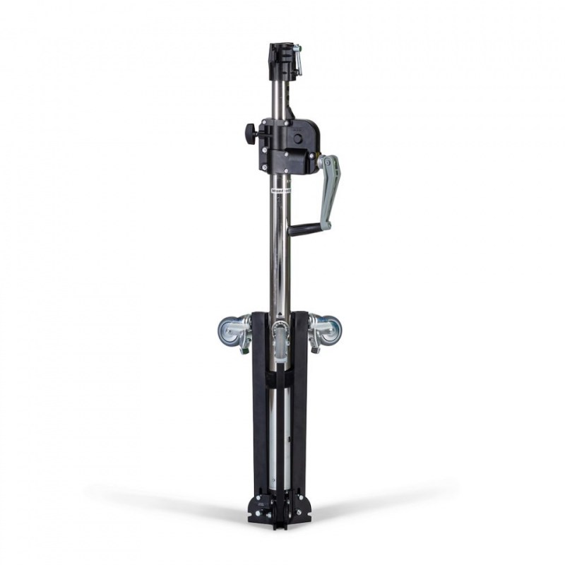 manfrotto steel 2 s low base wind up stand 083nwlb 2