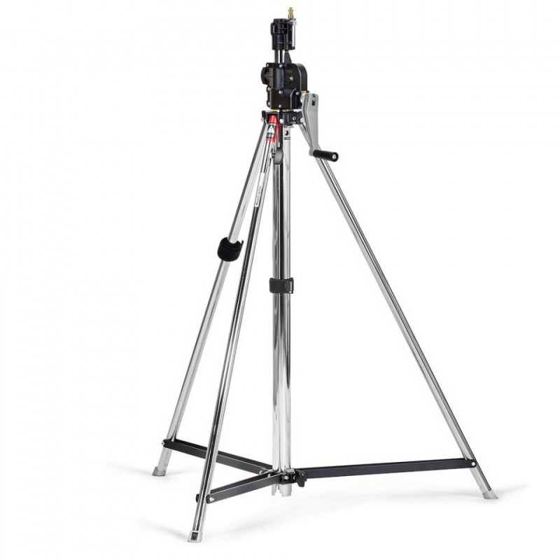 manfrotto steel 2 section wind up stand 083nw