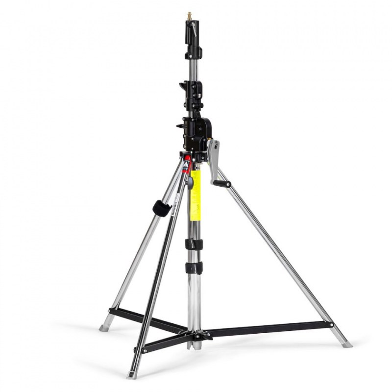 manfrotto steel short wind up stand 087nwsh