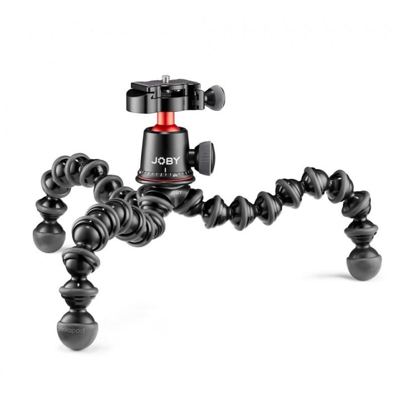 photo tripod joby gp 3k pro kit jb01566 bww crouched dslr