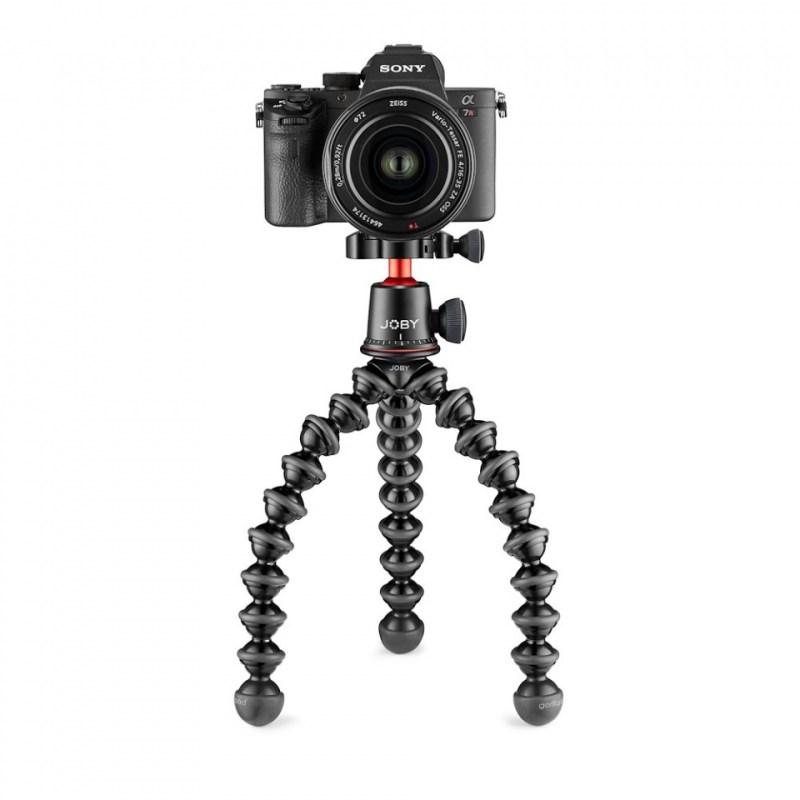 photo tripod joby gp 3k pro kit jb01566 bww front dslr