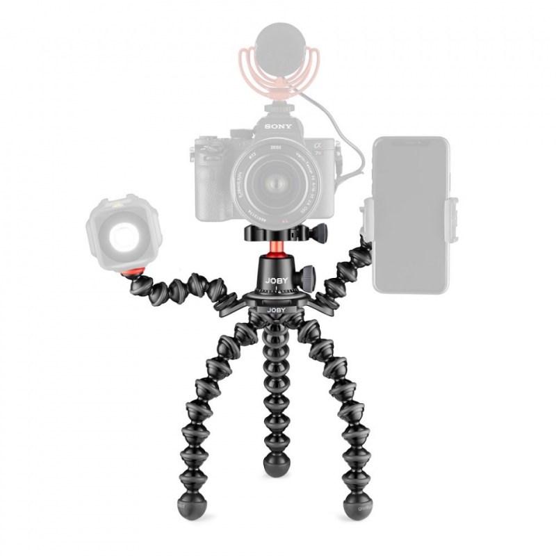 photo tripod joby gp 3k pro rig jb01567 bww wavo beamo phone ghost