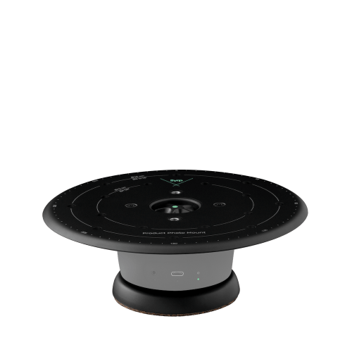 product turntable