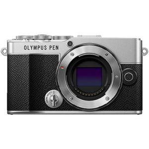 Olympus PEN E P7 Digital Camera Body Silver product image 1