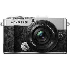 Olympus PEN E P7 Digital Camera with 14 42mm Lens Silver Product Image 1