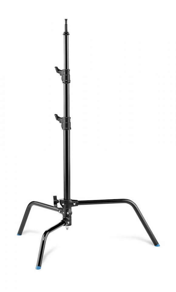 c stands c stand 18 with sliding leg in black finish version a2018lcb