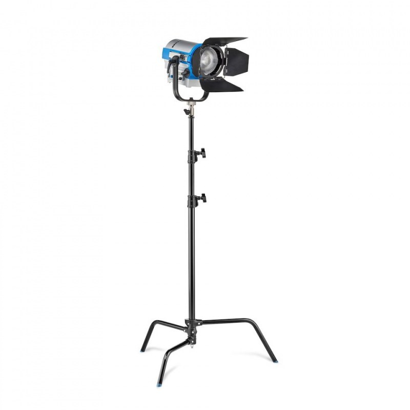 c stands c stand 25 black finish version a2025fcb w light