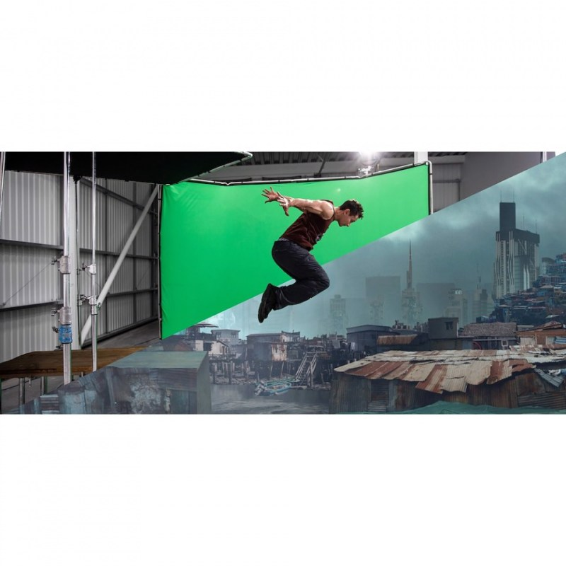 chroma key fx manfrotto 4x2 9m background in action 22