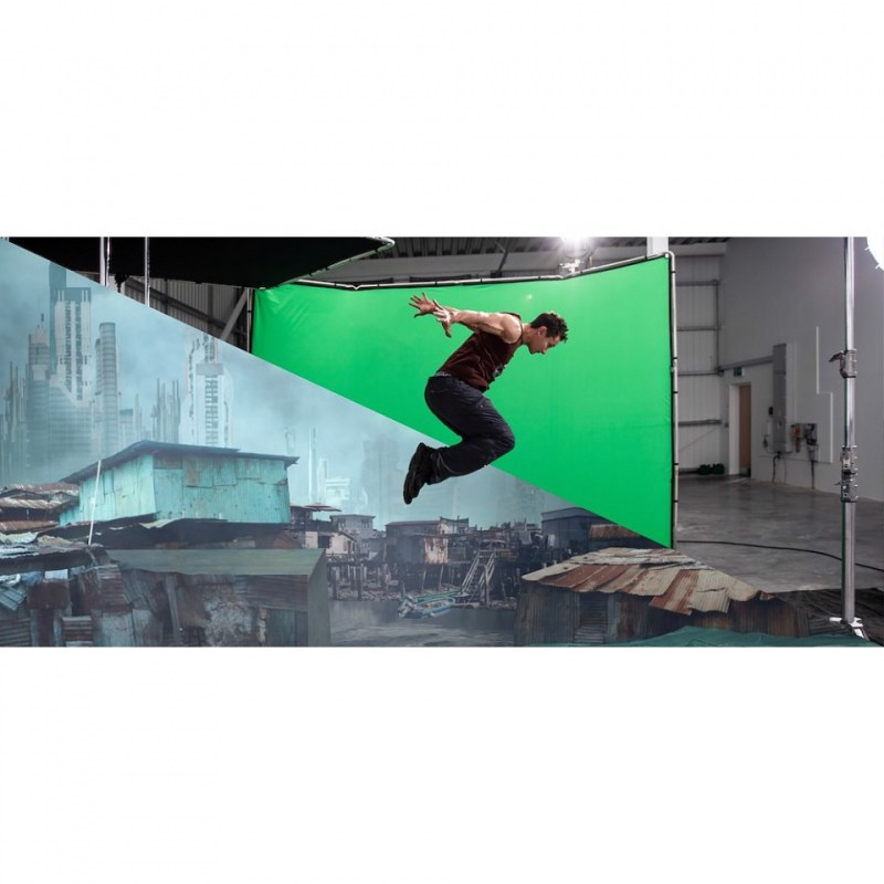 chroma key fx manfrotto 4x2 9m background in action 23
