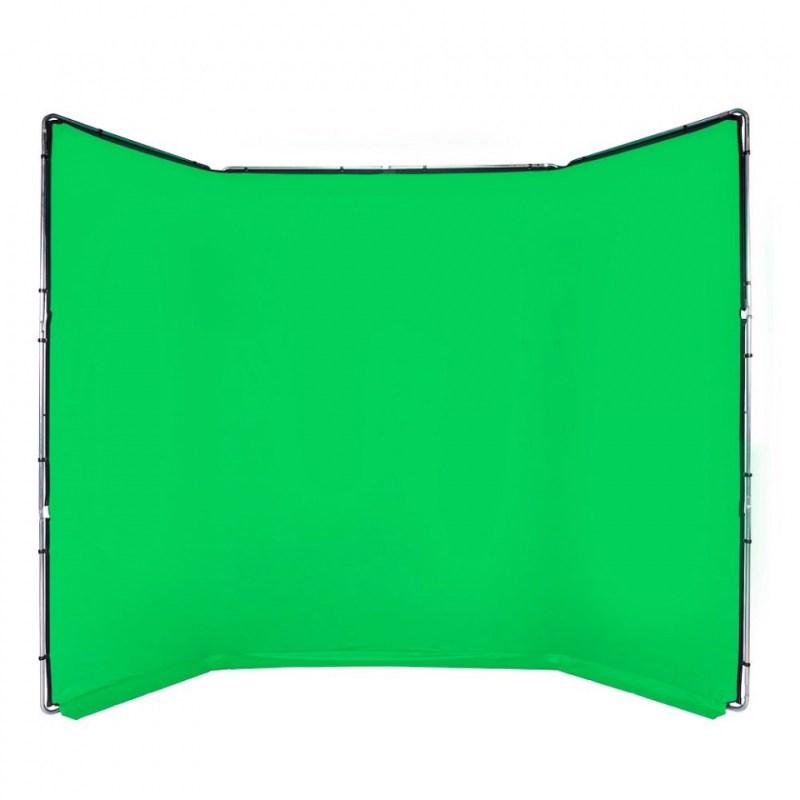 chroma key fx manfrotto 4x2 9m background kit green mlbg4301kg detail 01