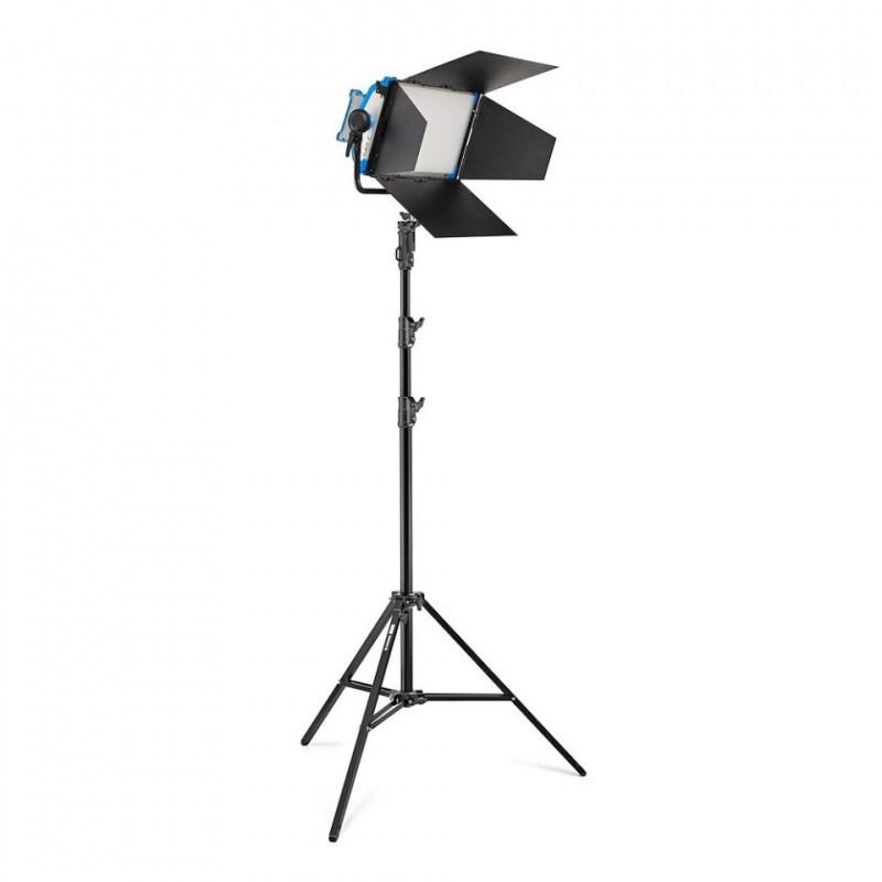 combo stands avenger 35 aluminum black a1035b w light