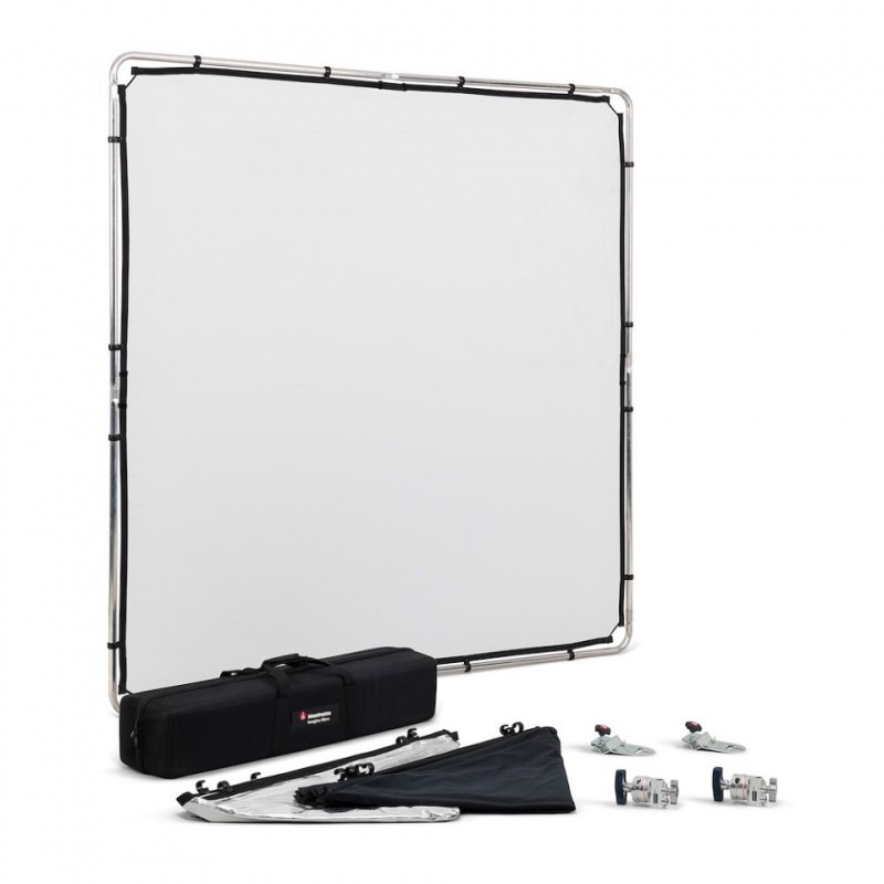 pro scrim all in one kit large manfrotto mllc2201k