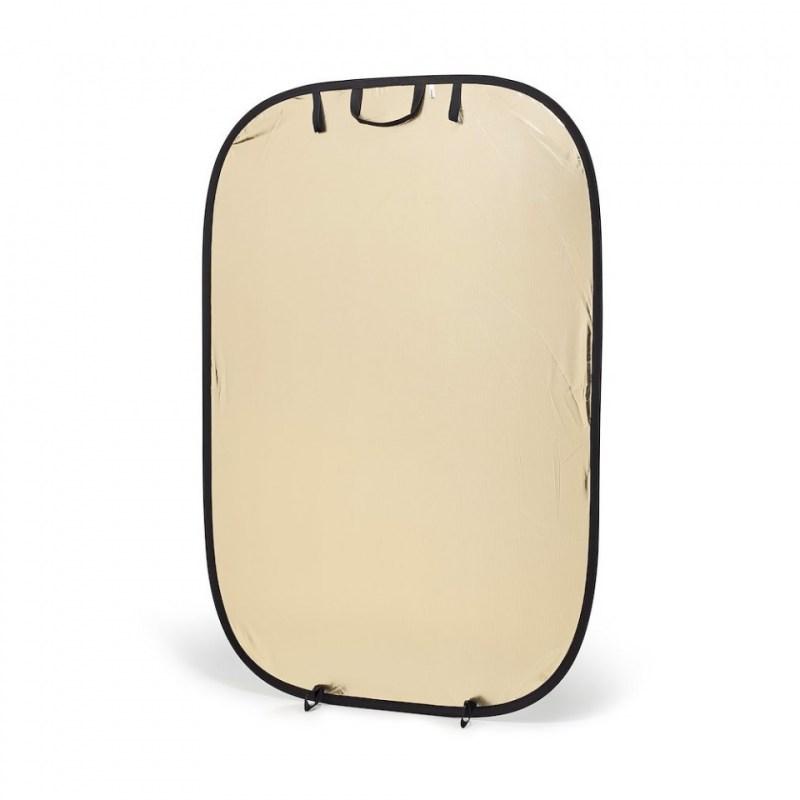 sunlitewhite oval reflector avenger 185cmx120cm i6208