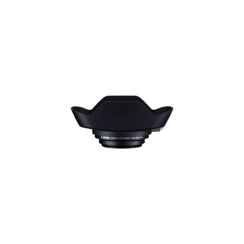 Canon WA H58 Wide Attachment Lens
