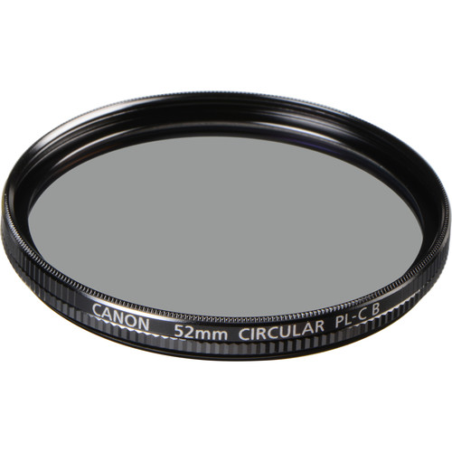 Canon 2187B001 2187B001 52mm Circular Polarizing 1525801048 606817