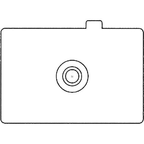 Canon 4725A001 EC I Focusing Screen 1232556763 12625