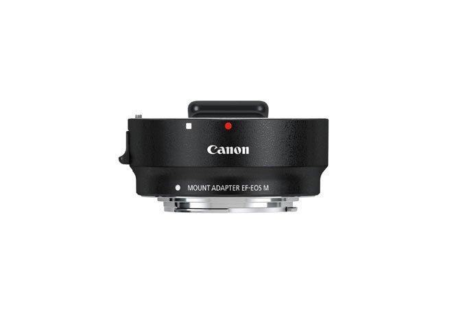 canon mount adapter ef eos m tejar