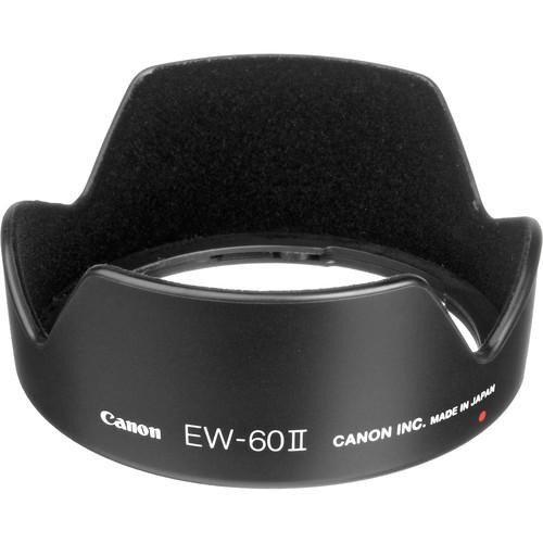 Canon 2640A001 EW 60 II Lens Hood 1289209799 162030