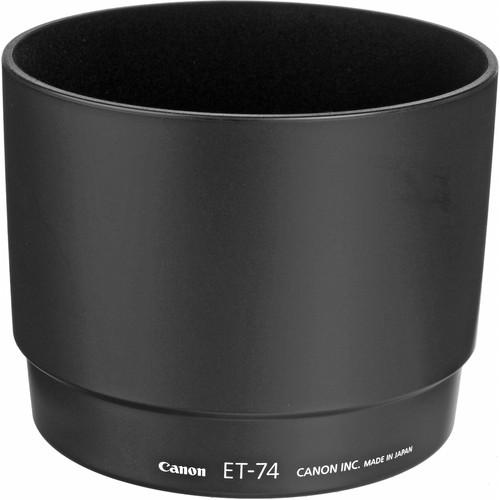 Canon 2665A003 ET 74 Lens Hood 1266240863 186974