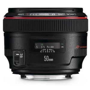Canon EF 50mm f1.2L USM Lens