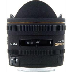 Sigma 10mm f/2.8 EX DC HSM Diagonal Fisheye Lens