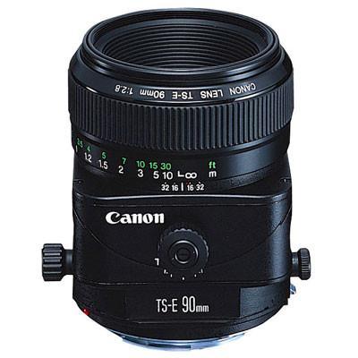 Canon TS-E 90mm f2.8 Lens