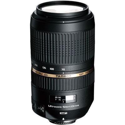 Tamron 70-300mm f4-5.6 SP Di VC USD Lens
