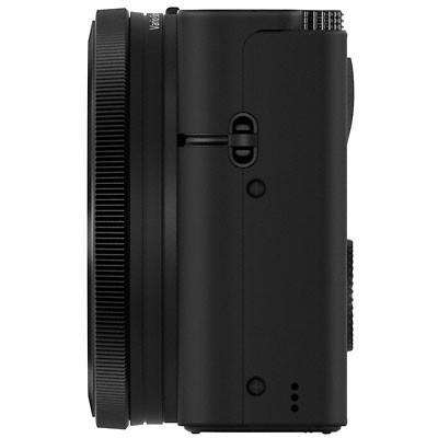 Sony Cyber-shot RX100 Black Digital Camera