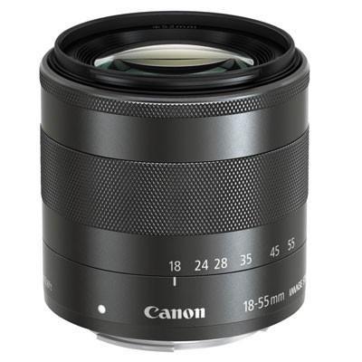 Canon EF-M 18-55mm f3.5-5.6 STM IS M-Mount Lens