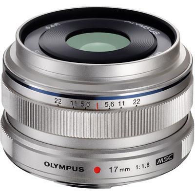 Olympus 17mm f1.8 M.ZUIKO Digital Lens