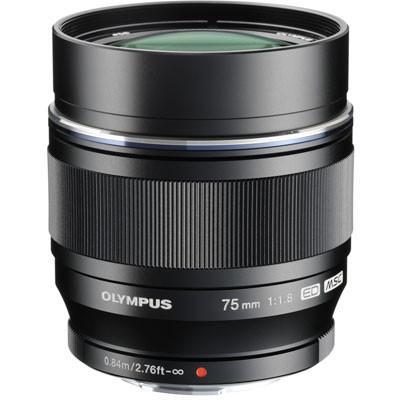 Olympus 75mm f1.8 M.ZUIKO Digital ED Lens