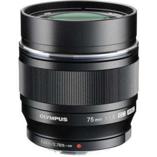 Olympus 75mm f1.8 M.ZUIKO Digital ED Lens