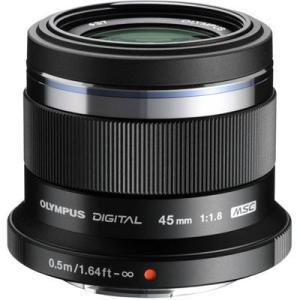 Olympus 45mm f/1.8 Micro Four Thirds Lens