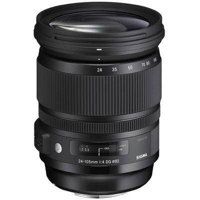 Sigma 24-105mm f/4 DG OS HSM A Lens