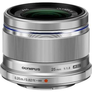 Olympus 25mm f1.8 M.ZUIKO Digital Lens