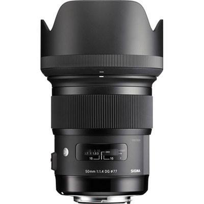 Sigma 50mm f1.4 DG HSM A