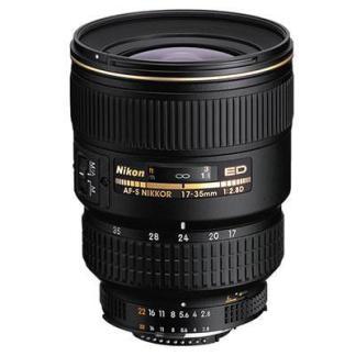 Nikon 17-35mm f2.8 D AF-S IF Lens