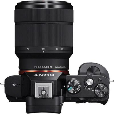 Sony Alpha A7 Mark II Digital Camera with 28-70mm Lens