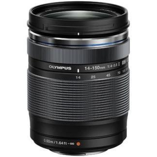 Olympus 14-150mm f4-5.6 ED M.ZUIKO Digital II Lens